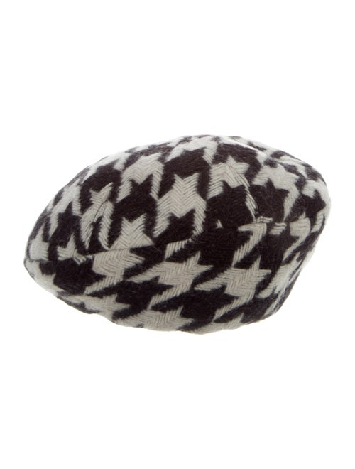 Eugenia Kim Wool Knit Beret Black