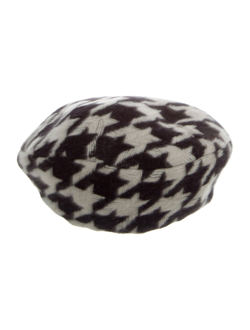 Eugenia Kim Wool Knit Beret Black - image 2