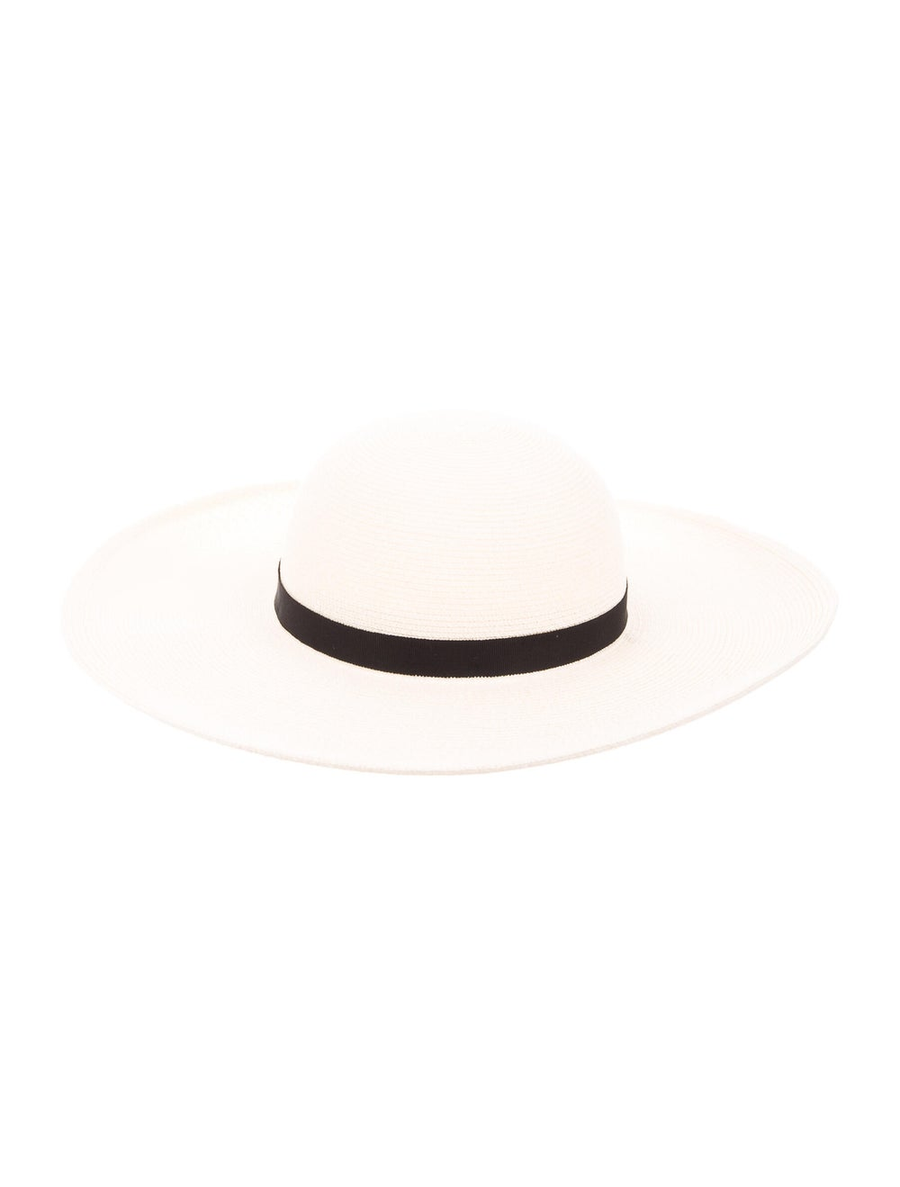 Eugenia Kim Straw Wide Brim Hat - image 1