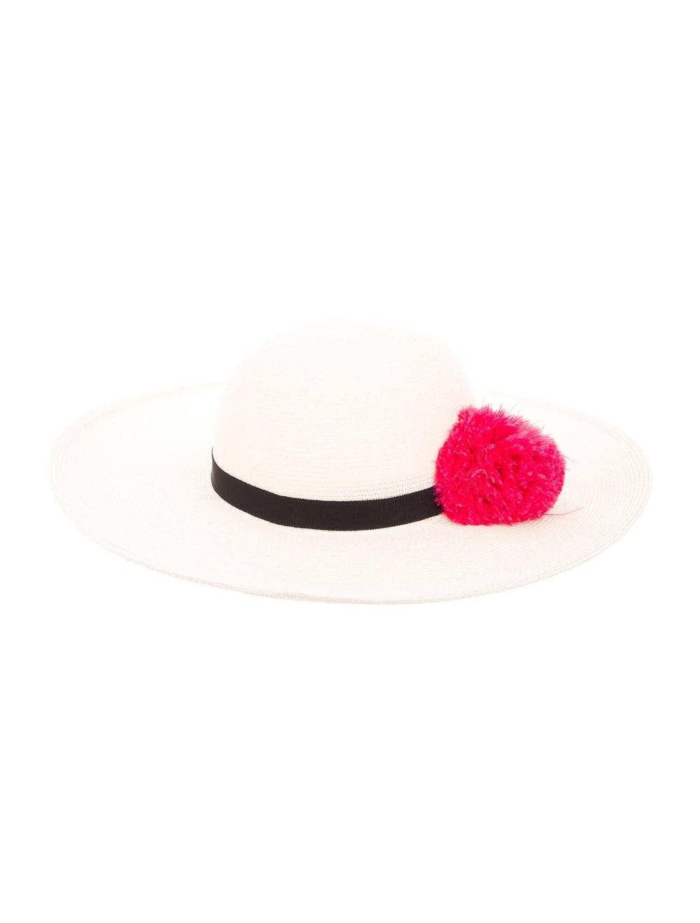 Eugenia Kim Straw Wide Brim Hat - image 2
