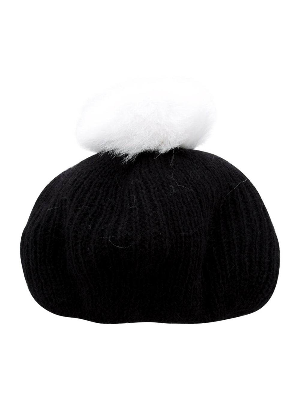 Eugenia Kim Wool Beret Hat Black - image 2