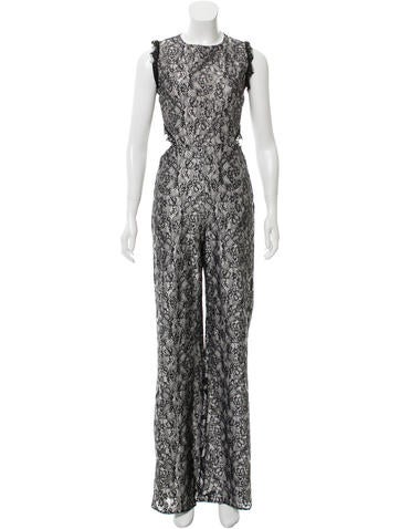 Alexis Livia Lace Jumpsuit w/ Tags None
