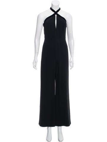 Alexis Molly Halter Neck Jumpsuit w/ Tags None
