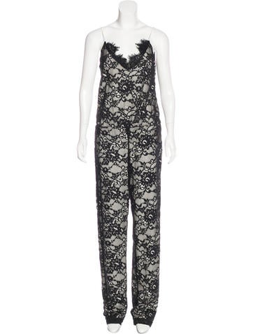 Alexis Charis Lace Jumpsuit w/ Tags None