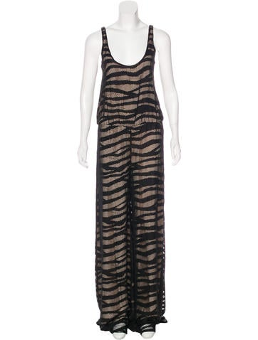 Alexis Kate Wide-Leg Jumpsuit None