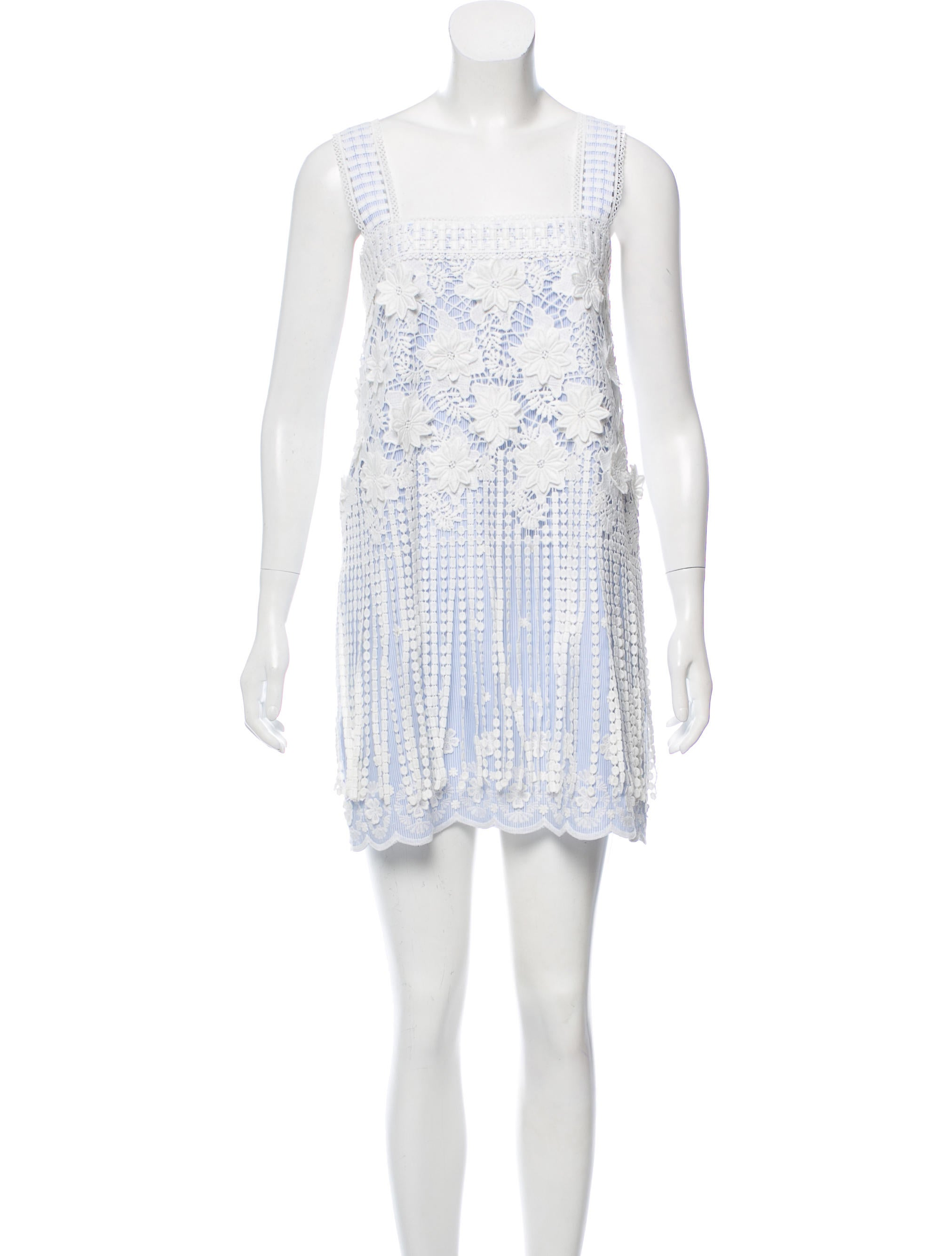 04b194c9826 Alexis Guipure Lace Fulton Dress w  Tags - Clothing - WEX26428