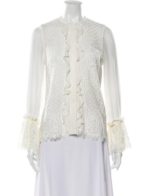 Alexis Embellished Blouse