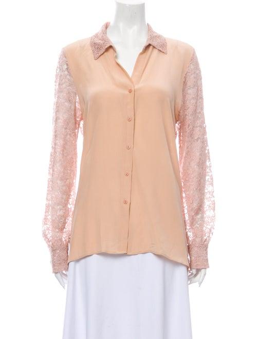 Alexis Long Sleeve Button-Up Top