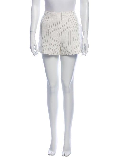 Alexis Linen Mini Shorts