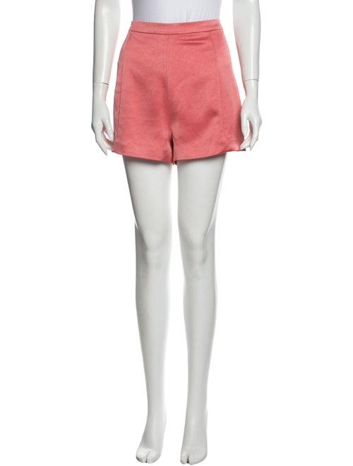 Alexis Mini Shorts Pink