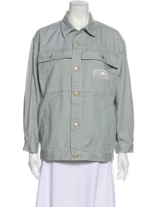 Eytys Utility Jacket Green