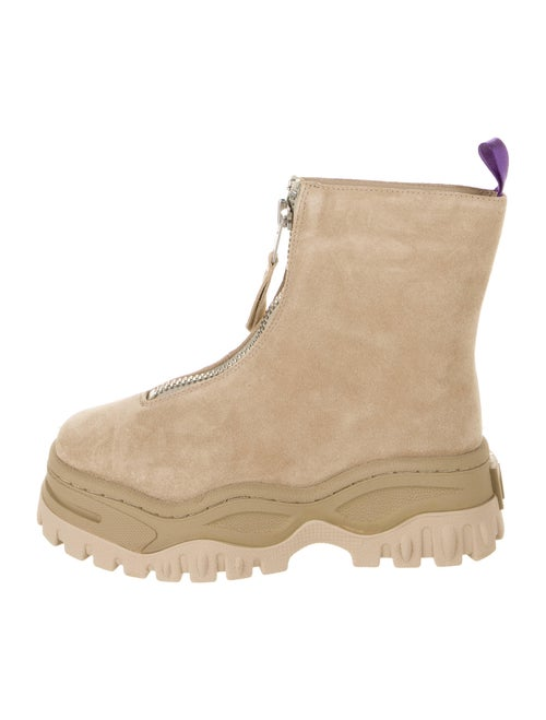 Eytys Suede Boots - image 1