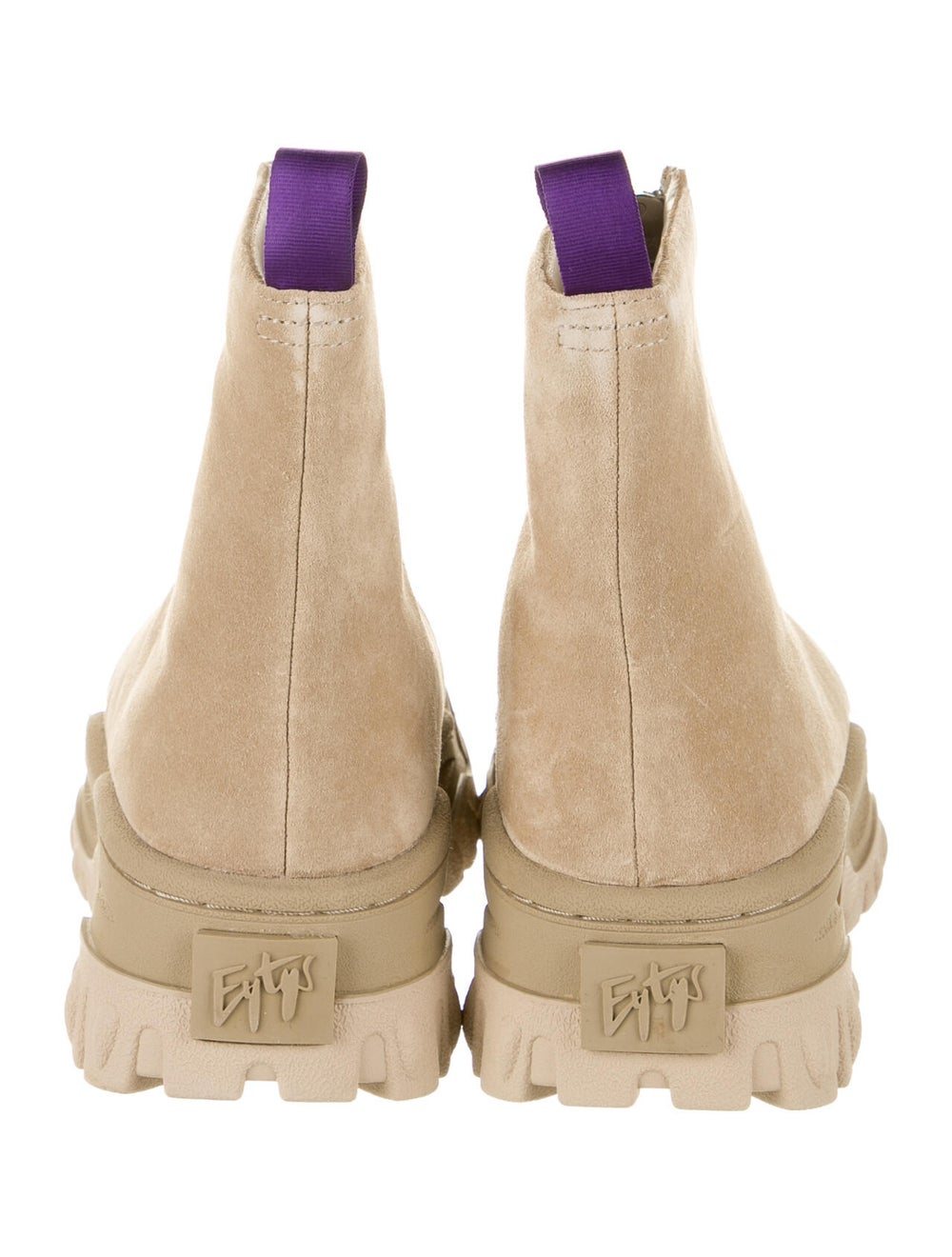 Eytys Suede Boots - image 4