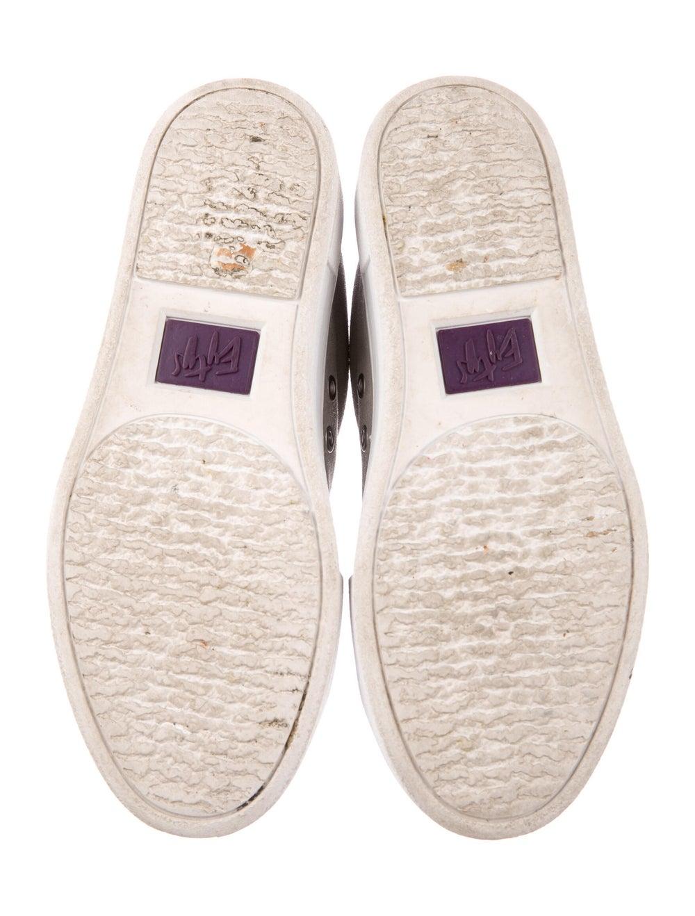 Eytys Suede Sneakers Grey - image 5