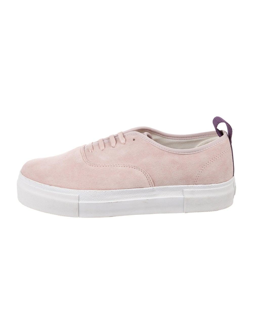 Eytys Suede Sneakers Pink - image 1