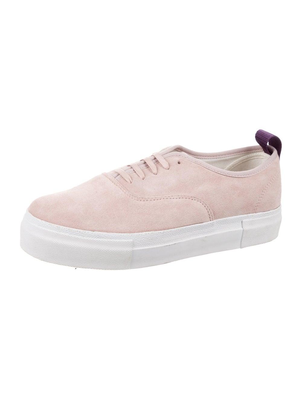Eytys Suede Sneakers Pink - image 2