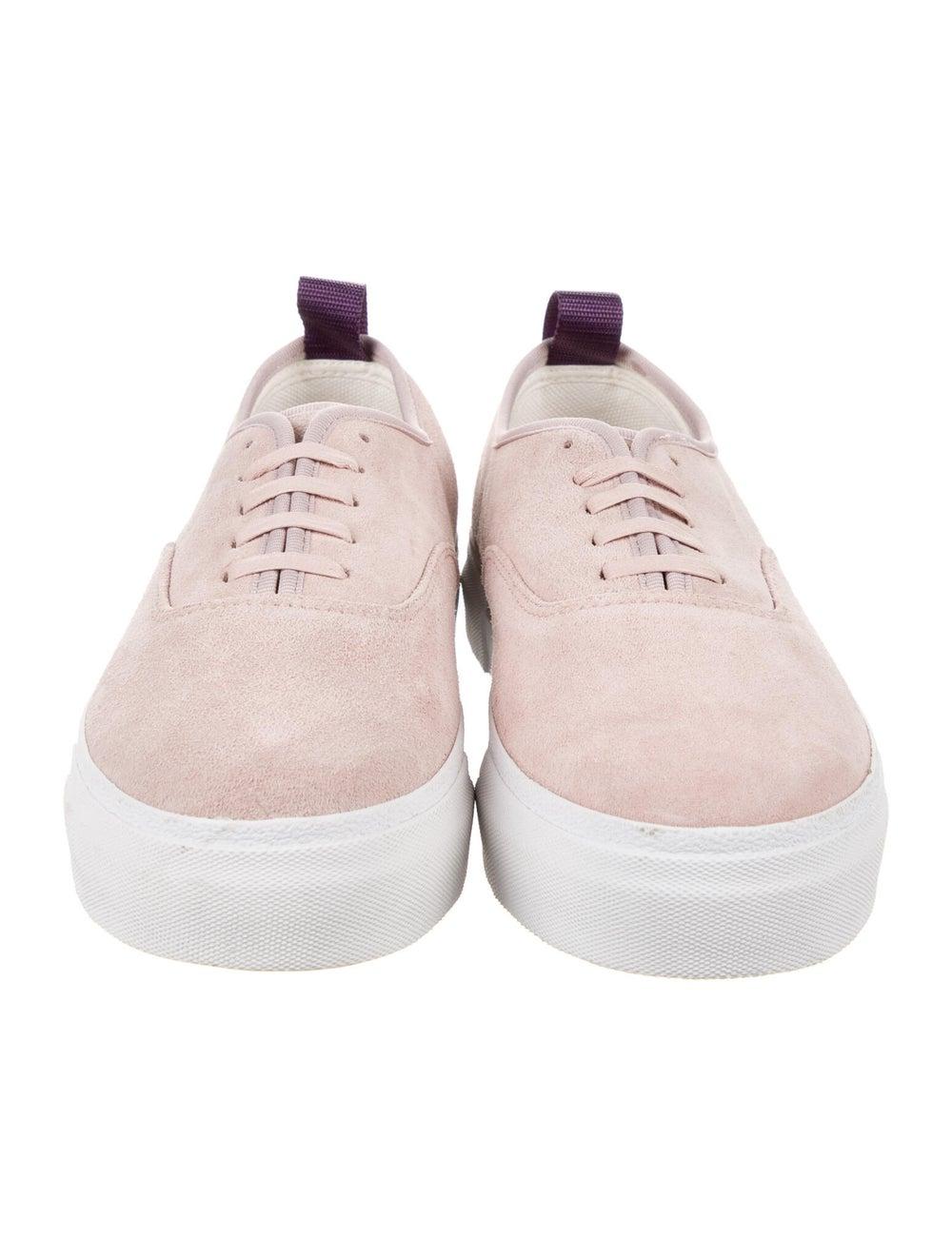 Eytys Suede Sneakers Pink - image 3