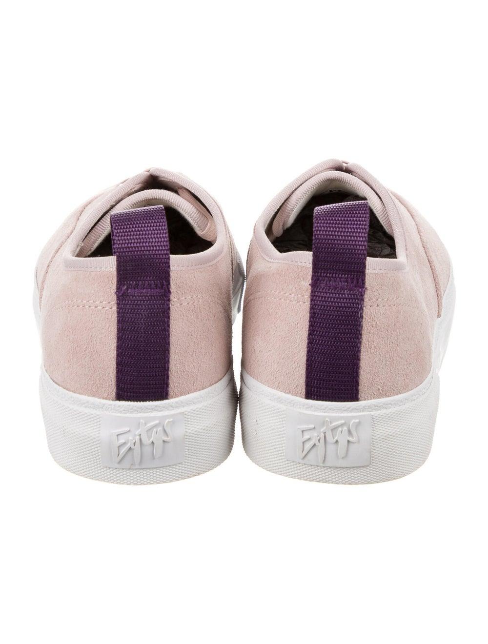 Eytys Suede Sneakers Pink - image 4