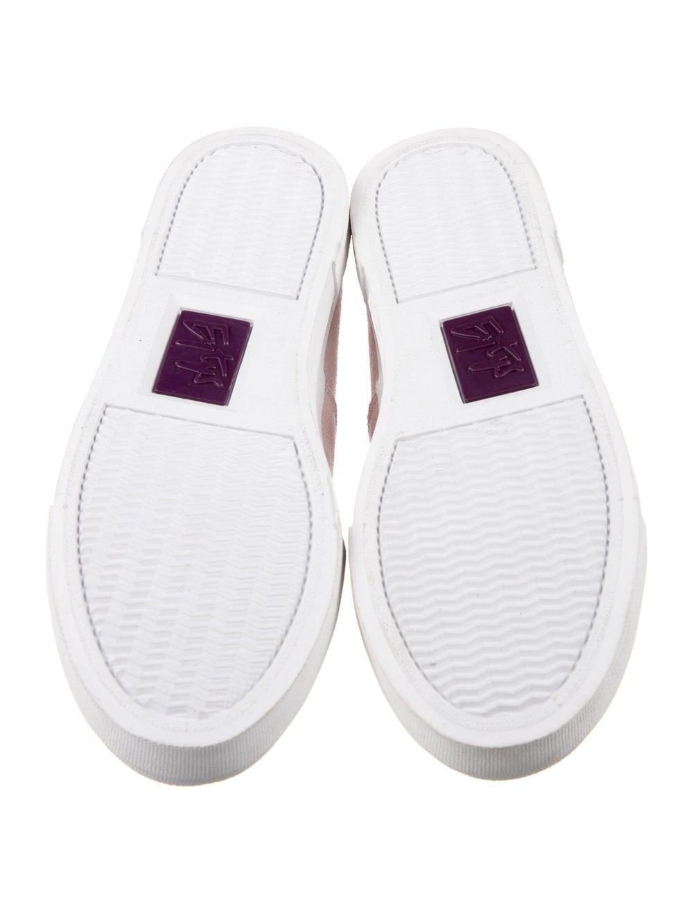 Eytys Suede Sneakers Pink - image 5