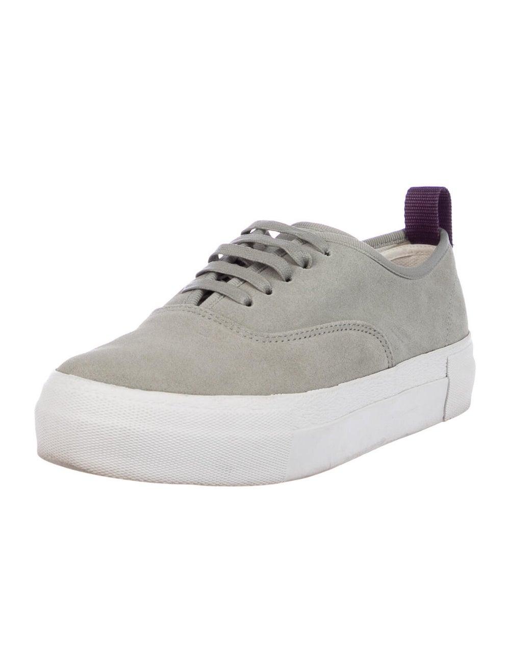 Eytys Suede Sneakers Green - image 2