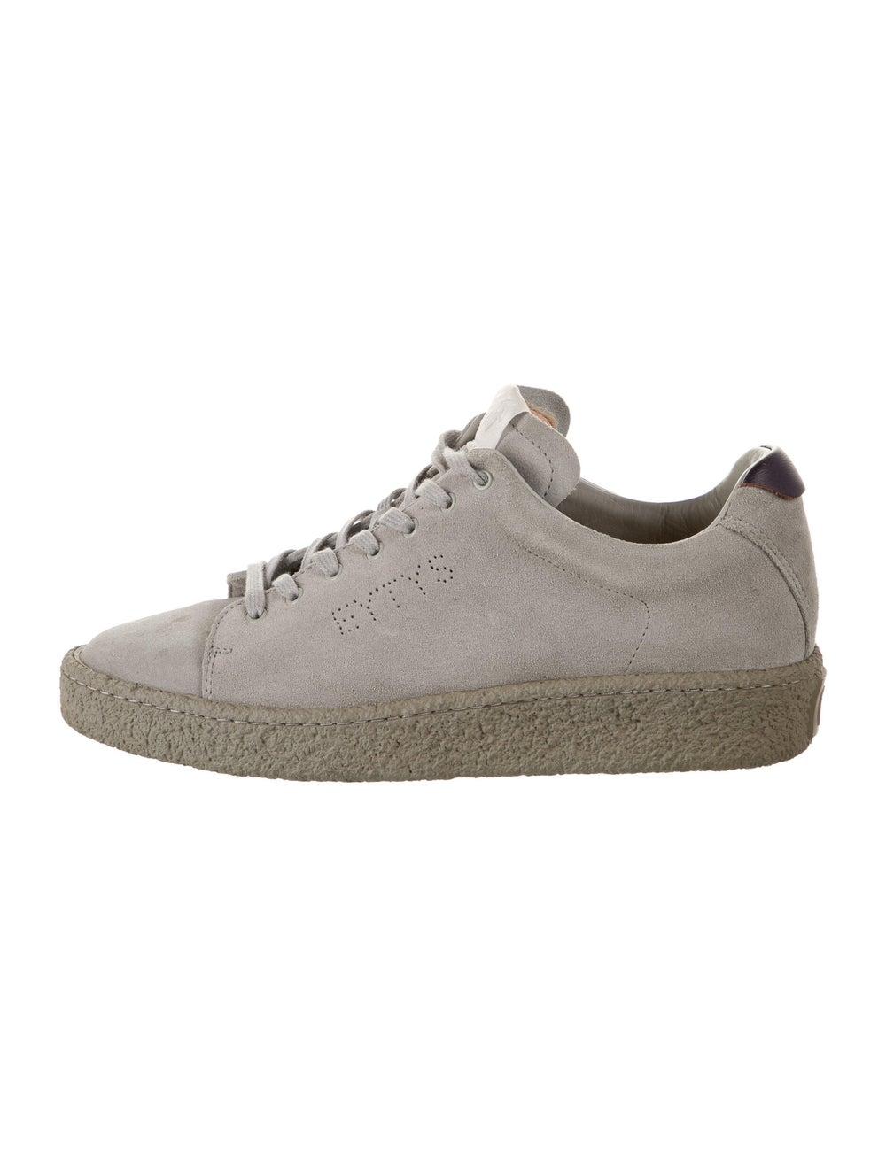 Eytys Suede Sneakers Grey - image 1