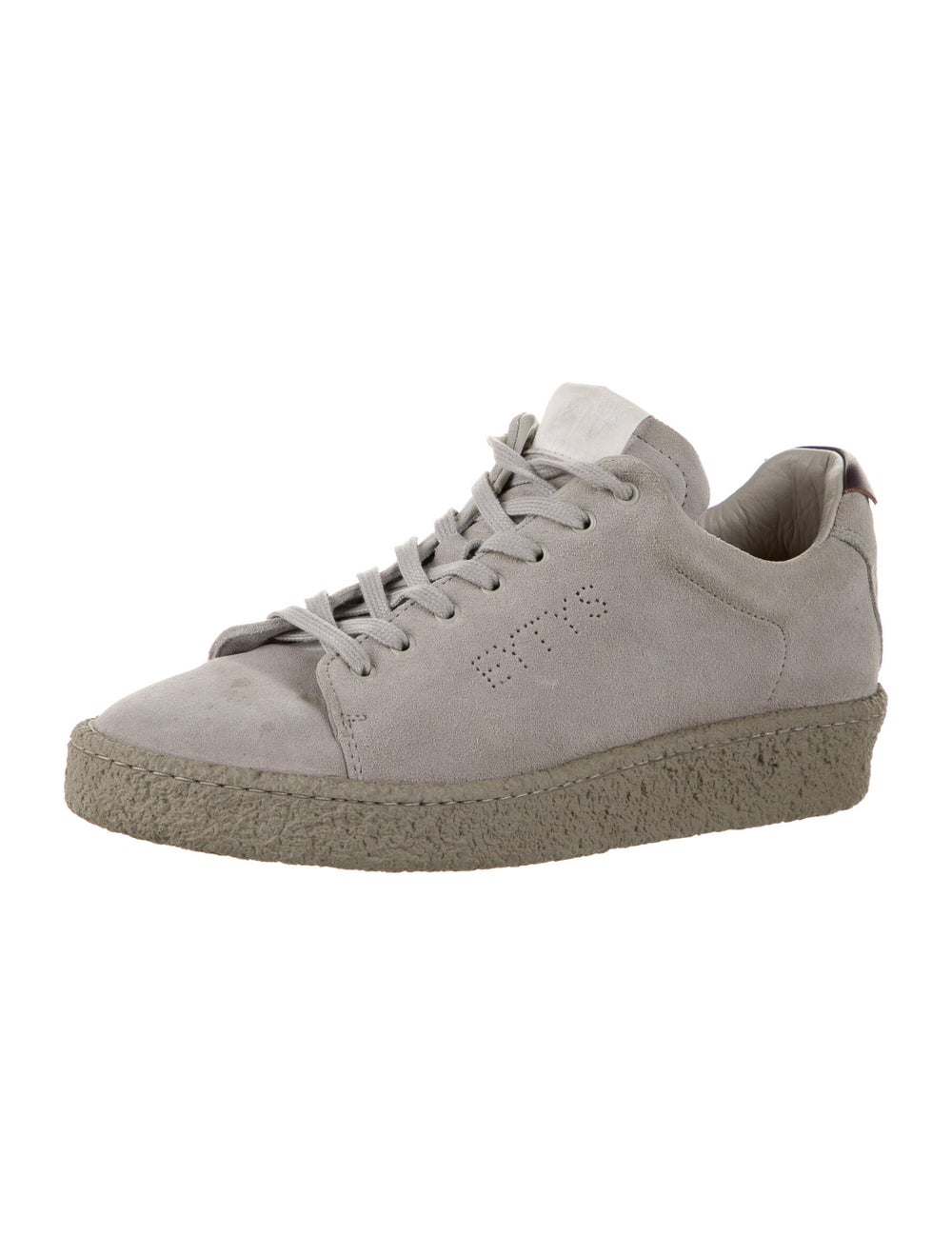 Eytys Suede Sneakers Grey - image 2