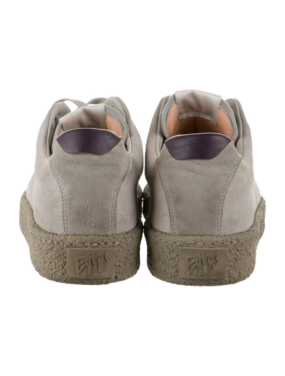 Eytys Suede Sneakers Grey - image 4