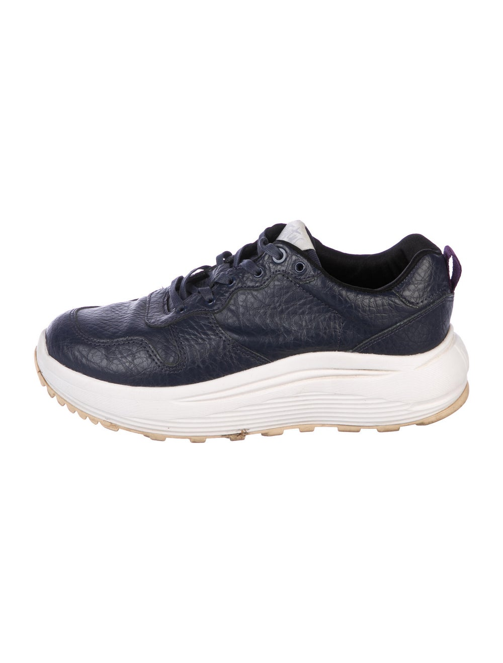 Eytys Leather Sneakers Blue - image 1