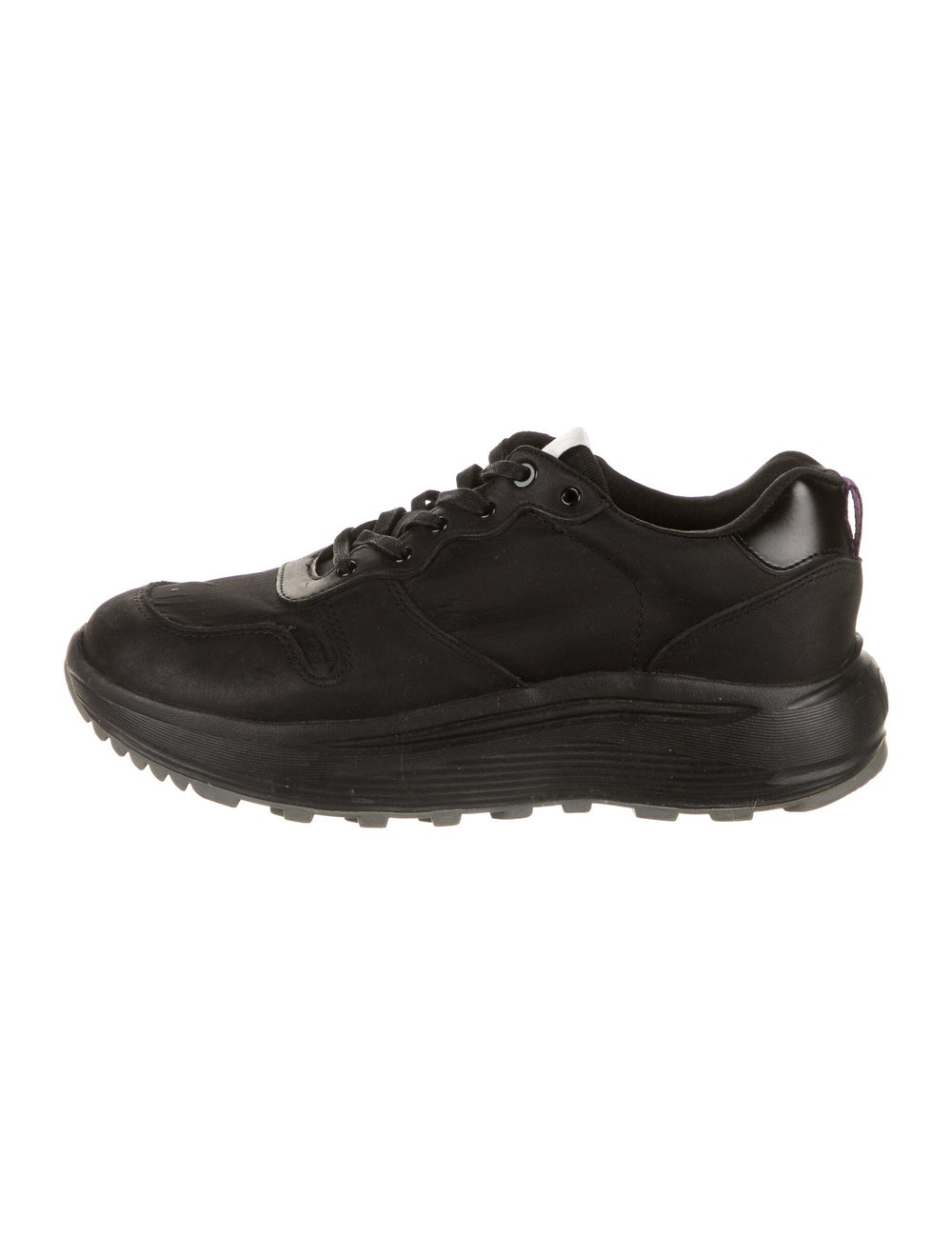 Eytys Leather Sneakers Black - image 1