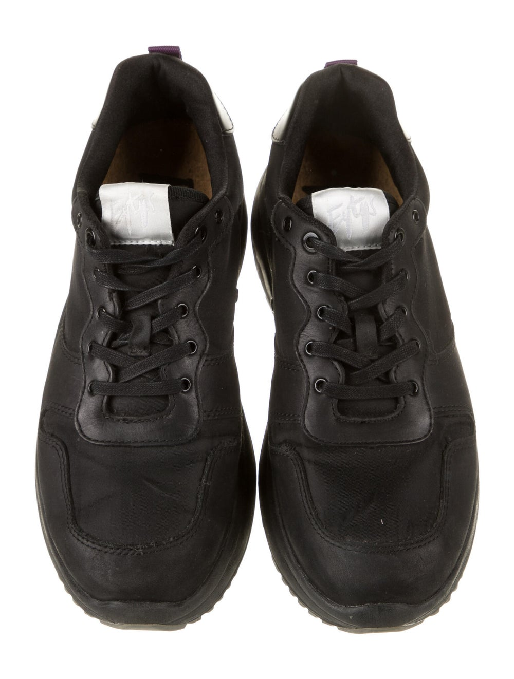 Eytys Leather Sneakers Black - image 3