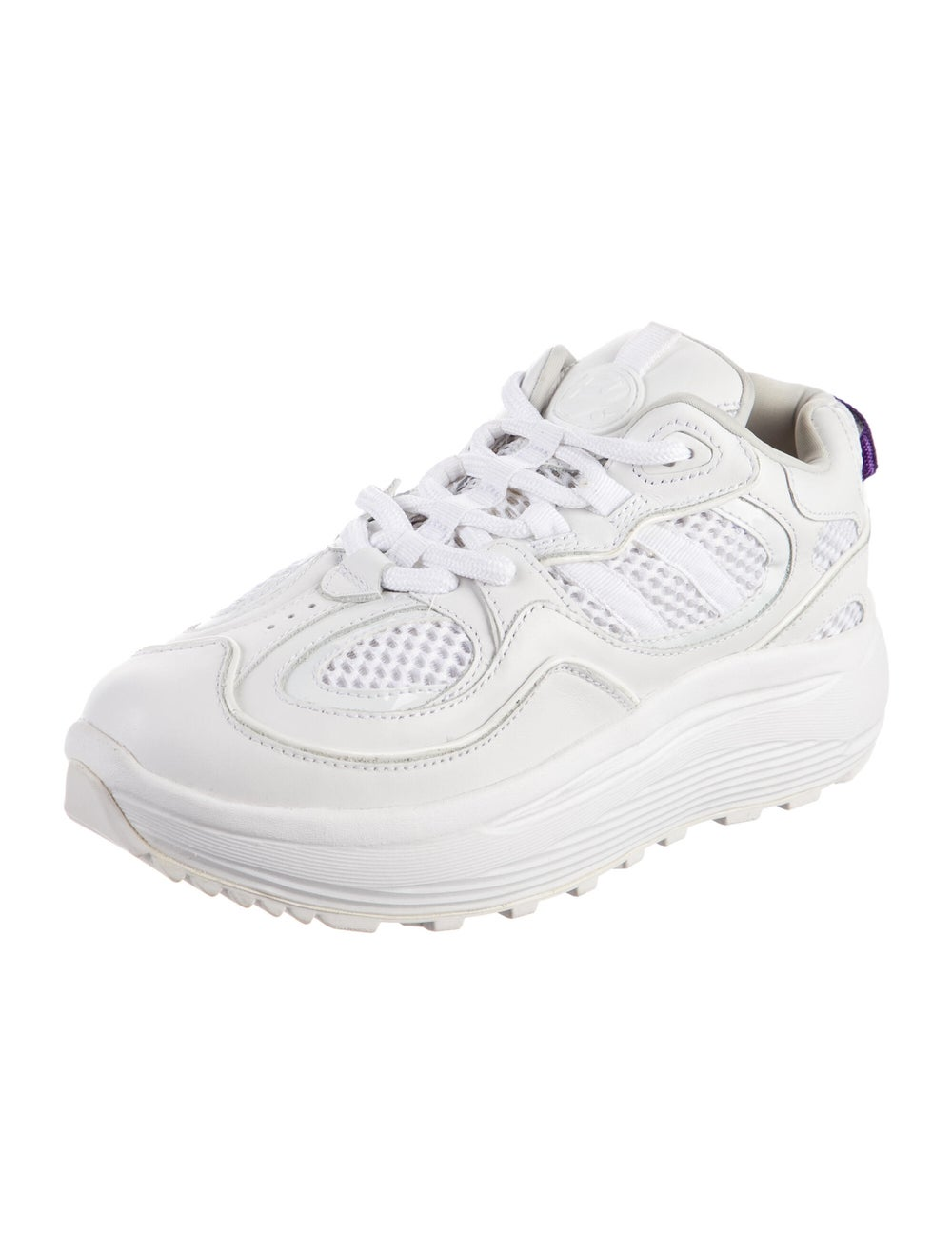 Eytys Leather Sneakers White - image 2