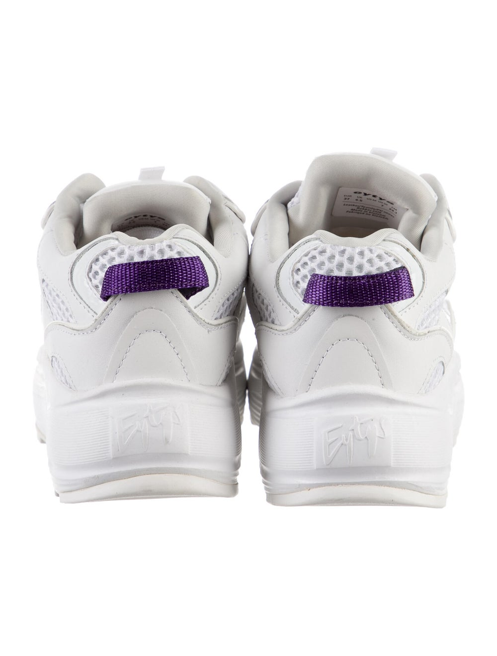 Eytys Leather Sneakers White - image 4
