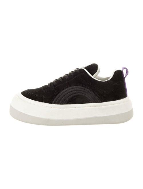 Eytys Suede Sneakers Black - image 1
