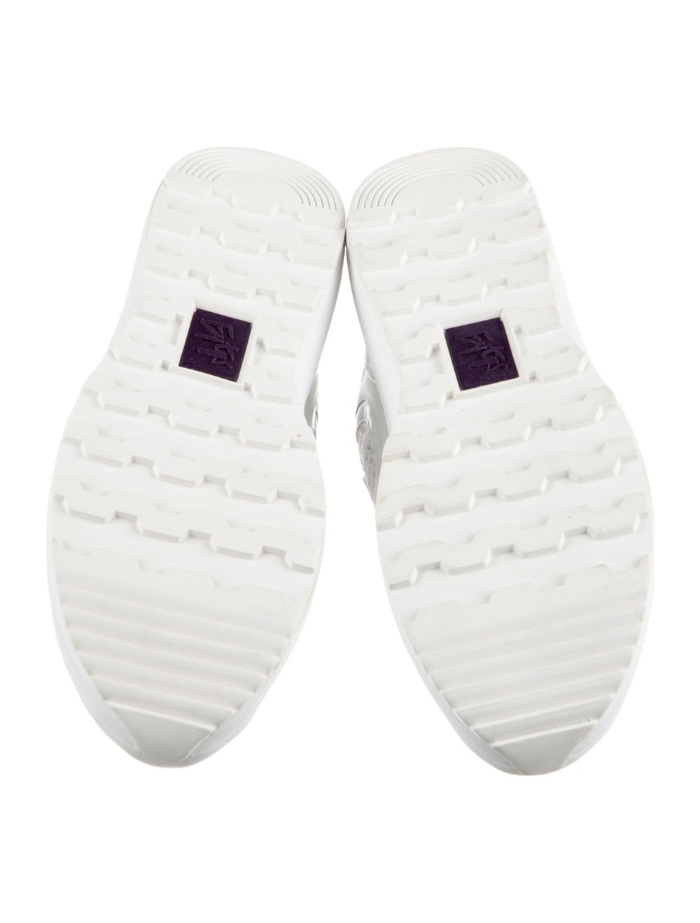 Eytys Leather Sneakers White - image 5