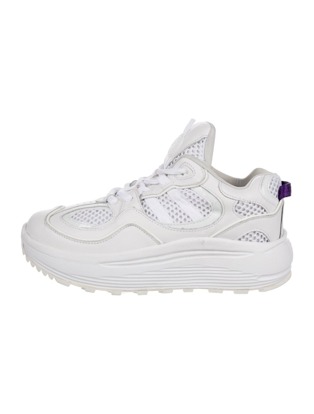 Eytys Leather Sneakers White - image 1