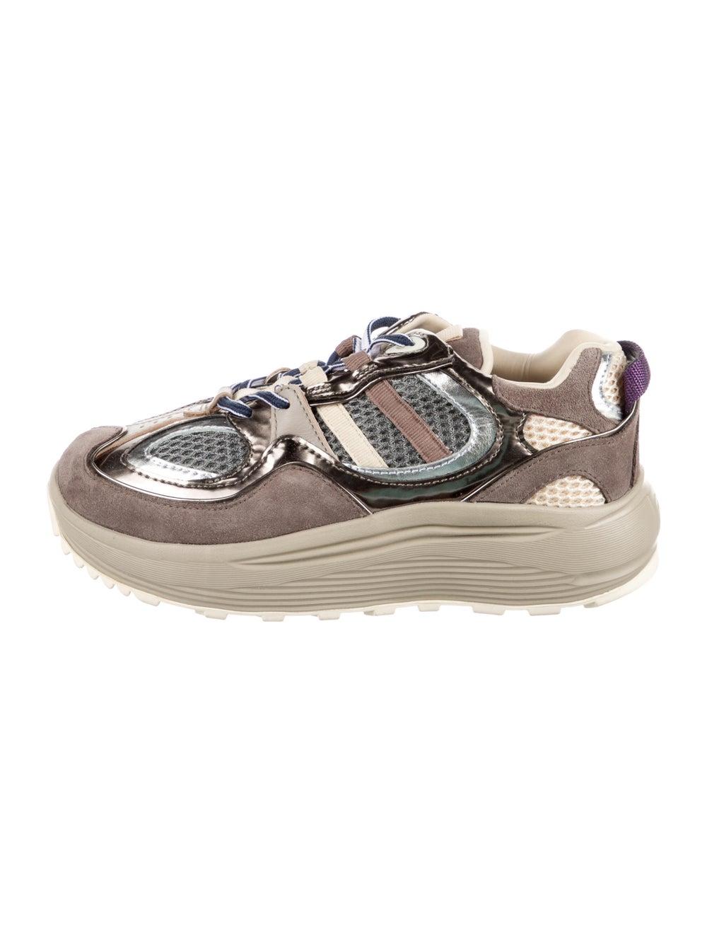 Eytys Suede Sneakers Brown - image 1