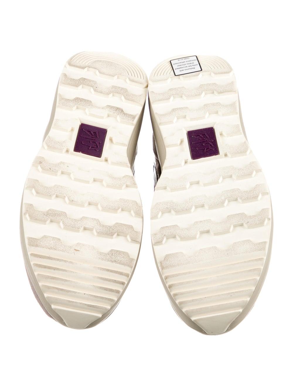 Eytys Suede Sneakers Brown - image 5