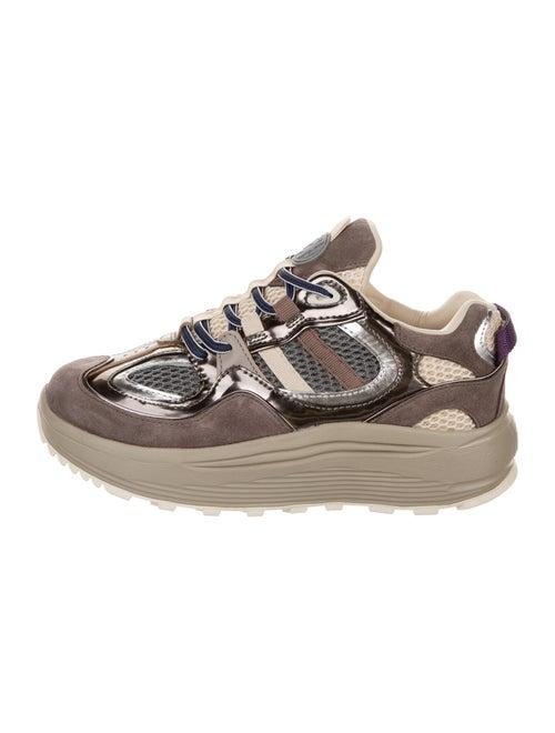 Eytys Jet Turbo Sneakers Brown - image 1