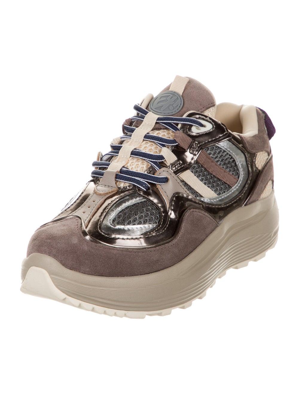 Eytys Jet Turbo Sneakers Brown - image 2
