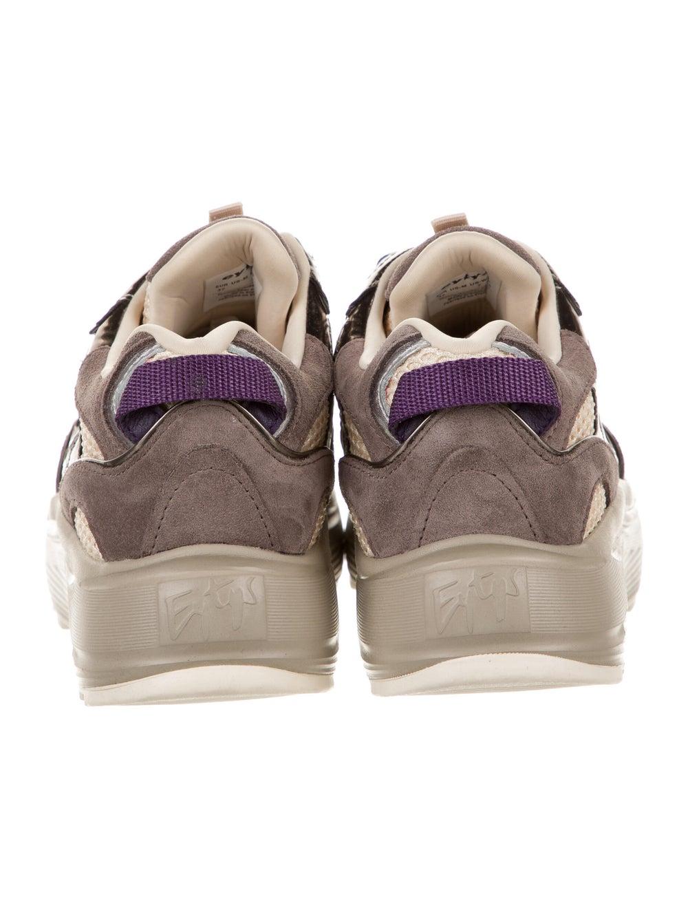 Eytys Jet Turbo Sneakers Brown - image 4