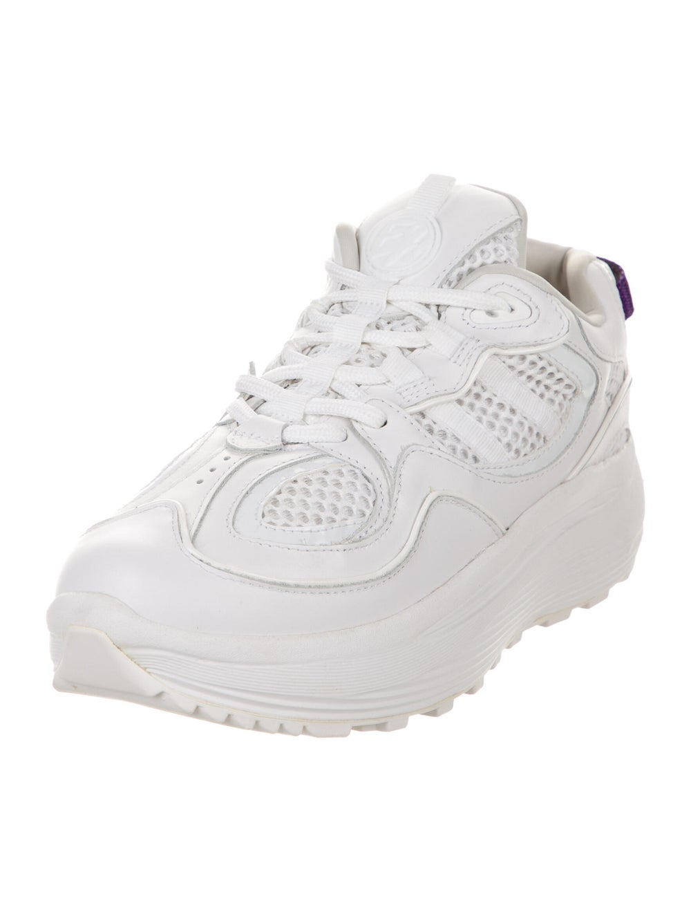 Eytys Snow Turbo Sneakers White - image 2