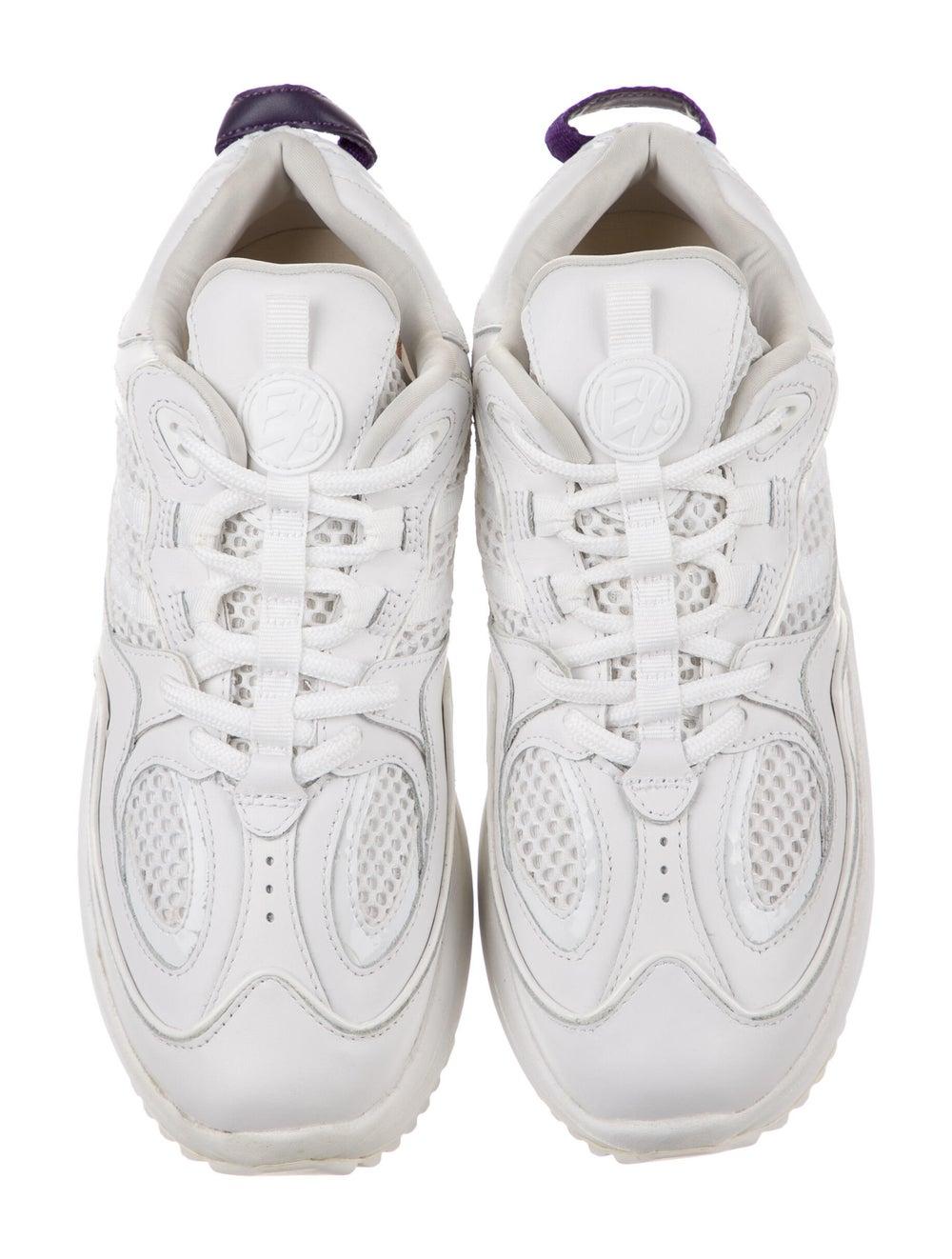 Eytys Snow Turbo Sneakers White - image 3