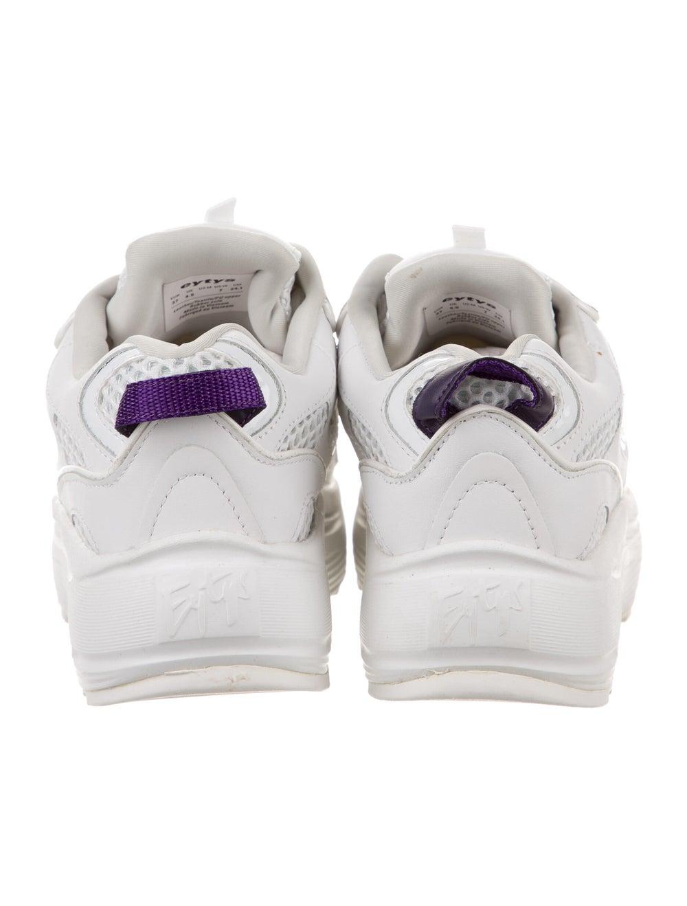 Eytys Snow Turbo Sneakers White - image 4