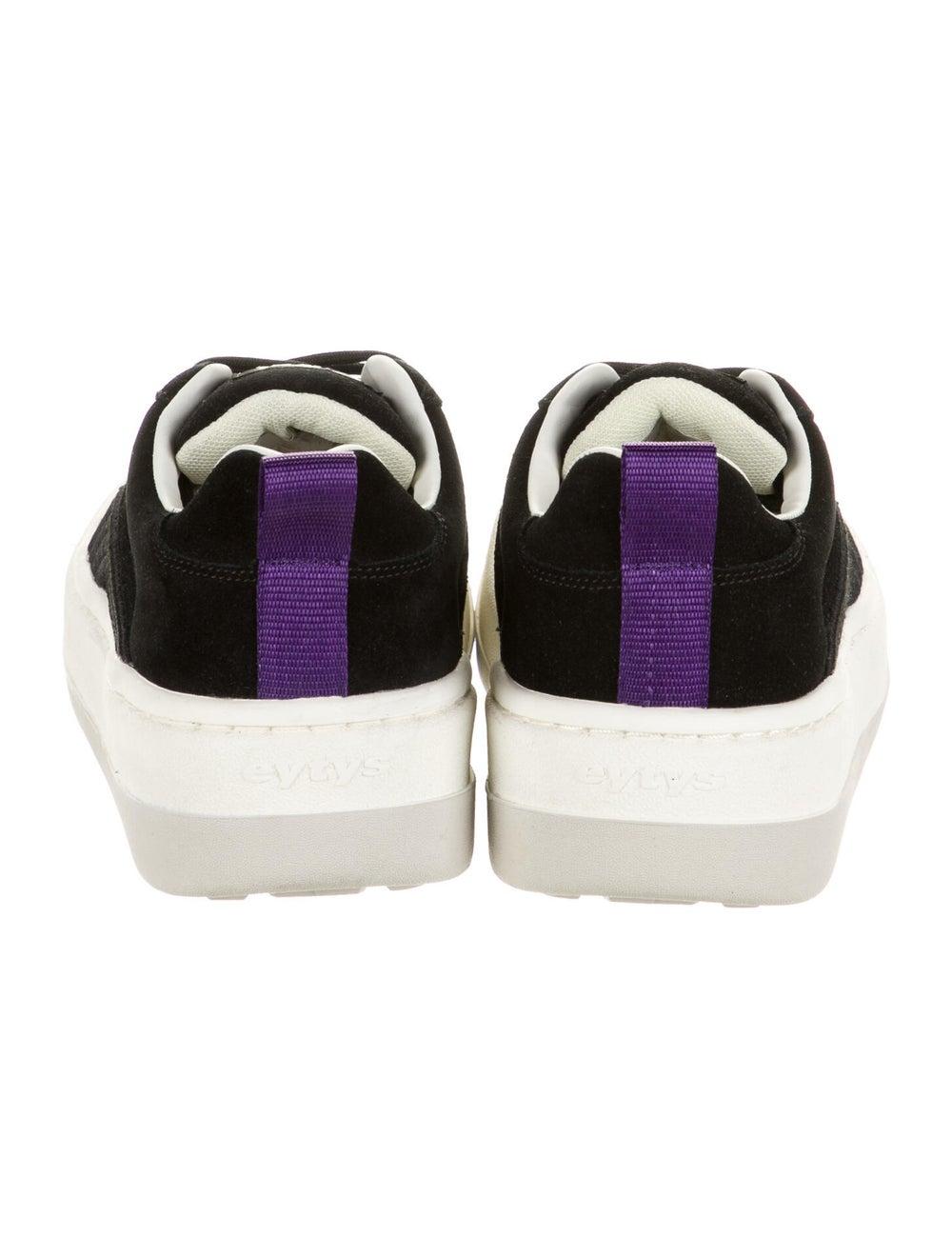 Eytys Suede Sneakers Black - image 4