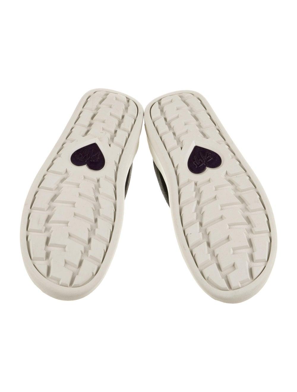 Eytys Suede Sneakers Black - image 5