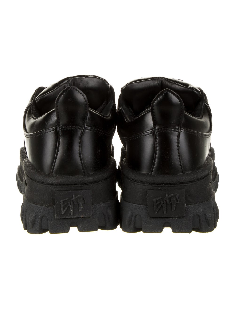 Eytys Leather Mesh Accents Chunky Sneakers w/ Tag… - image 4
