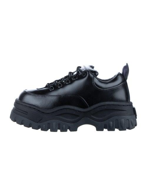 Eytys Angel Chunky Sneakers Black - image 1