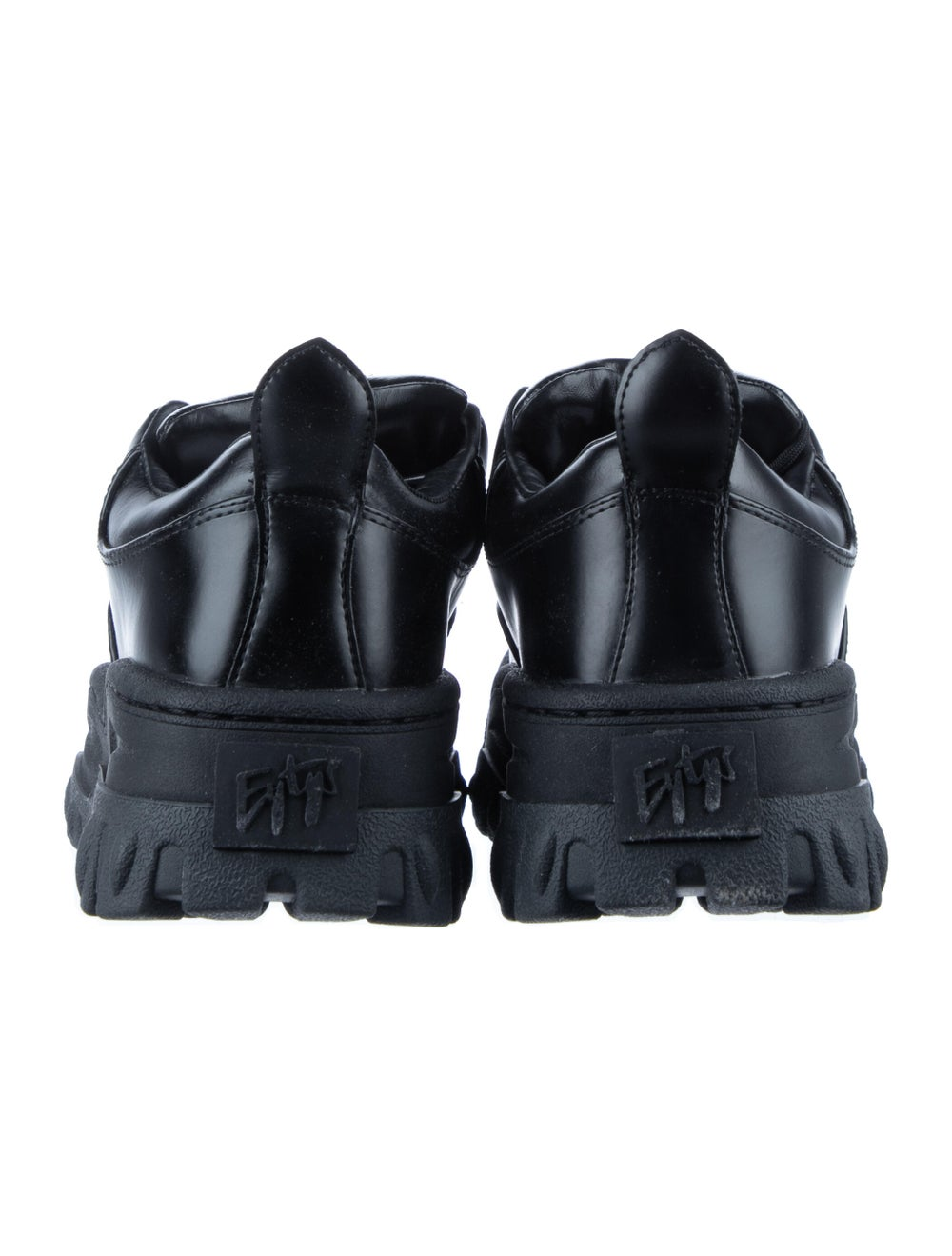 Eytys Angel Chunky Sneakers Black - image 4