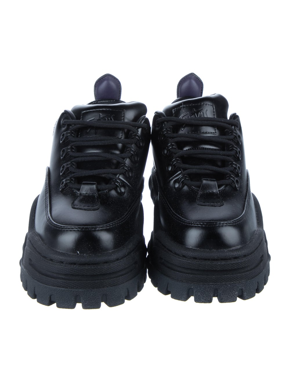 Eytys Angel Chunky Sneakers Black - image 3