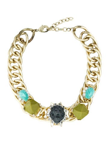 Shinde Lion Choker